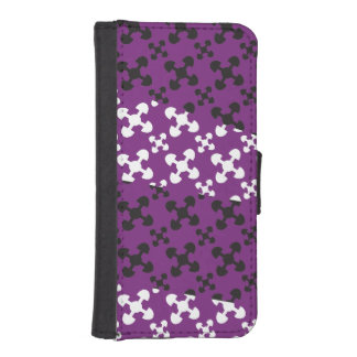 Akoma Hearts iPhone SE/5/5s Wallet Case
