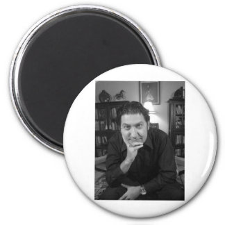 Akram Assem 2 Inch Round Magnet