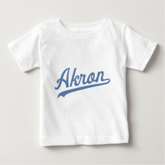 Akron Baseball Baby T-Shirt