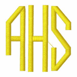 Akron East High School Embroidered Zip Hoodie