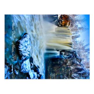 Akron Falls Post Card