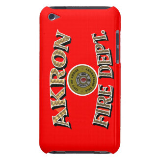 Akron Fire Department Android Case. iPod Case-Mate Case