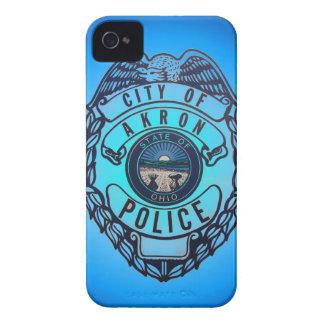 Akron Ohio Police Blackberry Case. iPhone 4 Cover