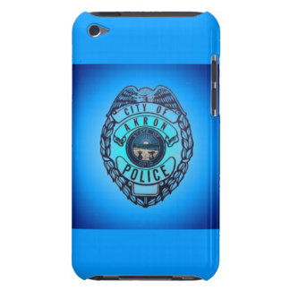 Akron Ohio Police Department Badge ipod. iPod Touch Cover