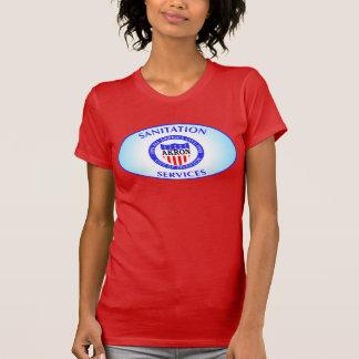 Akron  Ohio Sanitation Services Shirt.