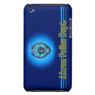 Akron Police Department Android Case. Barely There iPod Case