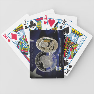 Akron Police Memorial Bicycle palying cards Card Deck