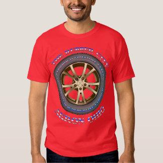 Akron Rubber City Shirt.. Tees