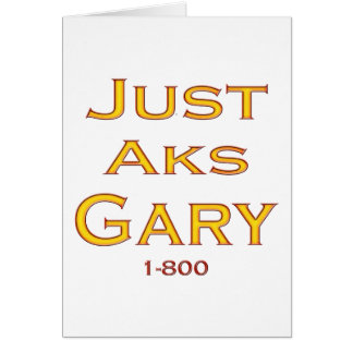 Aks GARY3 Card