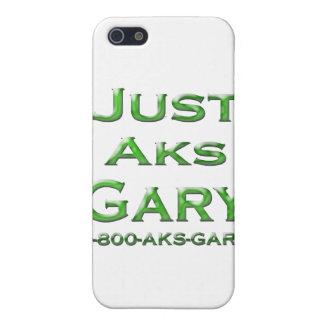 Aks Gary iPhone 5 Carcasas