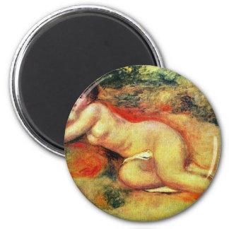 Akt de Pierre-Auguste Renoir (la mejor calidad) Iman
