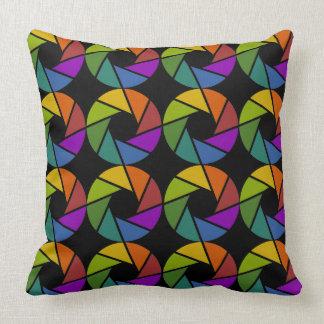 Aktina in colors / pillow