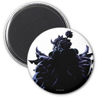 Akuma Back 2 Magnet