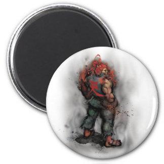 Akuma Back Magnet