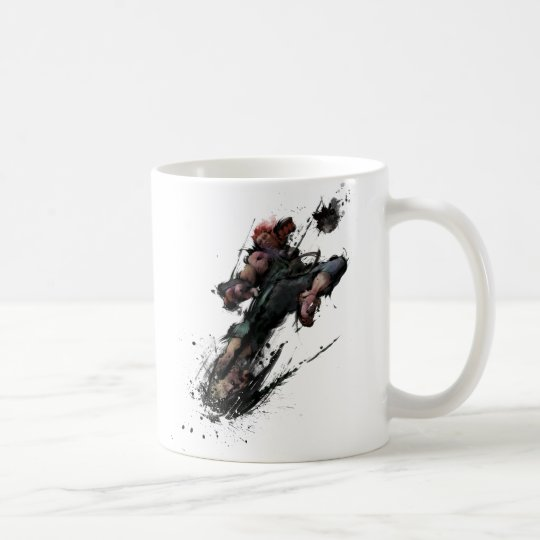 Akuma Kick Coffee Mug