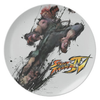 Akuma Kick Party Plate