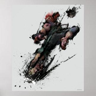 Akuma Kick Poster