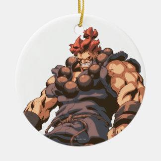 Akuma Medium Shot Ceramic Ornament
