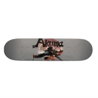 Akuma Skateboard Deck