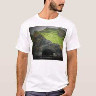 Akun Island Basalt Sea Cave T-Shirt
