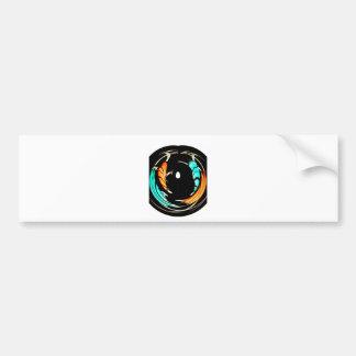 Akuna Matata gift latest beautiful amazing colors. Bumper Sticker