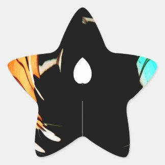 Akuna Matata gift latest beautiful amazing colors. Star Sticker