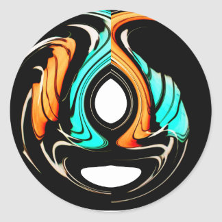 Akuna Matata Hakuna Matata gifts latest beautiful  Classic Round Sticker