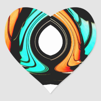 Akuna Matata Hakuna Matata gifts latest beautiful  Heart Sticker