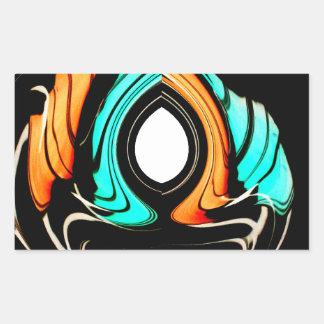 Akuna Matata Hakuna Matata gifts latest beautiful  Rectangular Sticker