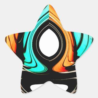Akuna Matata Hakuna Matata gifts latest beautiful  Star Sticker