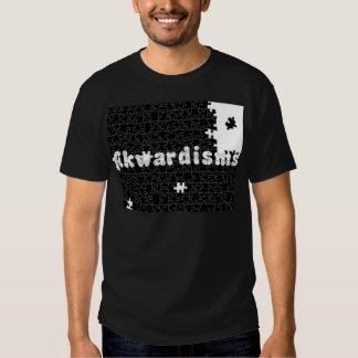 Akwardisms Camisas