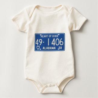 AL58 BABY BODYSUIT