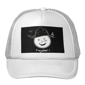 """""""aL"""" 4 pReZ Trucker Hat"""