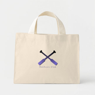 Al aire libre diseño del club bolsa de mano