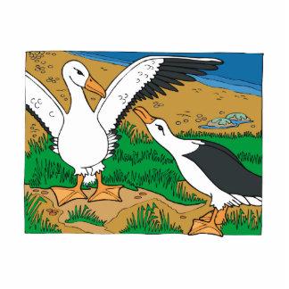 Al & Ally Albatross Cutout