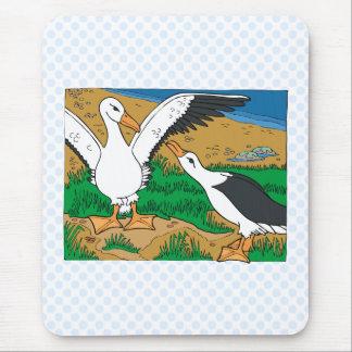 Al & Ally Albatross Mouse Pad