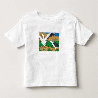 Al & Ally Albatross Toddler T-shirt