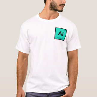 Al - Aluminium Chemistry Periodic Table Symbol T-Shirt