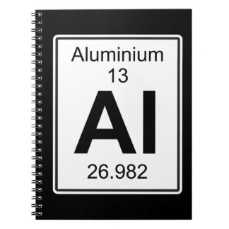 Al - Aluminium Notebook