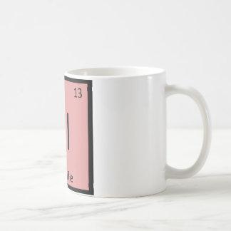 Al - Andouille Sausage Chemistry Periodic Table Coffee Mug