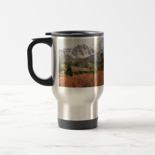 AL Autumn Layers Coffee Mugs
