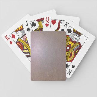 Al azar algo piso baraja de cartas