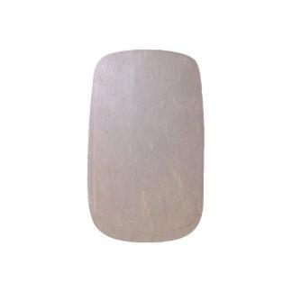 Al azar algo piso pegatinas para manicura