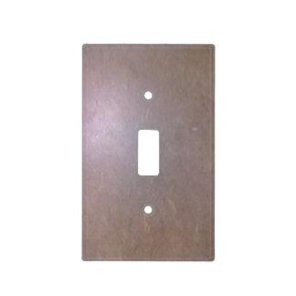 Al azar algo piso placas para interruptor