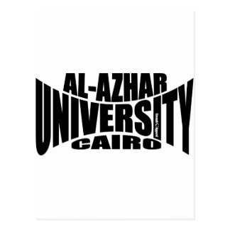 Al Azhar University Postcard
