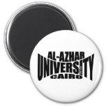 Al Azhar University Refrigerator Magnets