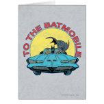 Al Batmobile - icono apenado Felicitacion