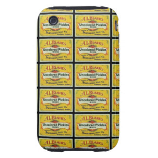 AL Blair's Pickles Tough iPhone 3 Cover