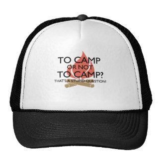 ¿Al campo? Gorras De Camionero