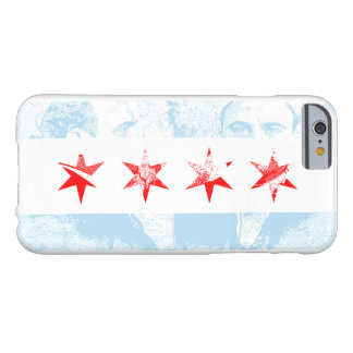 Al Capone Chicago Flag Barely There iPhone 6 Case